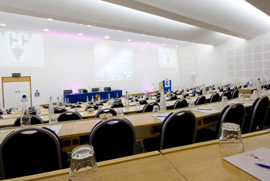 The Conference Hall