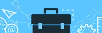 Toolkit footer desktop icon
