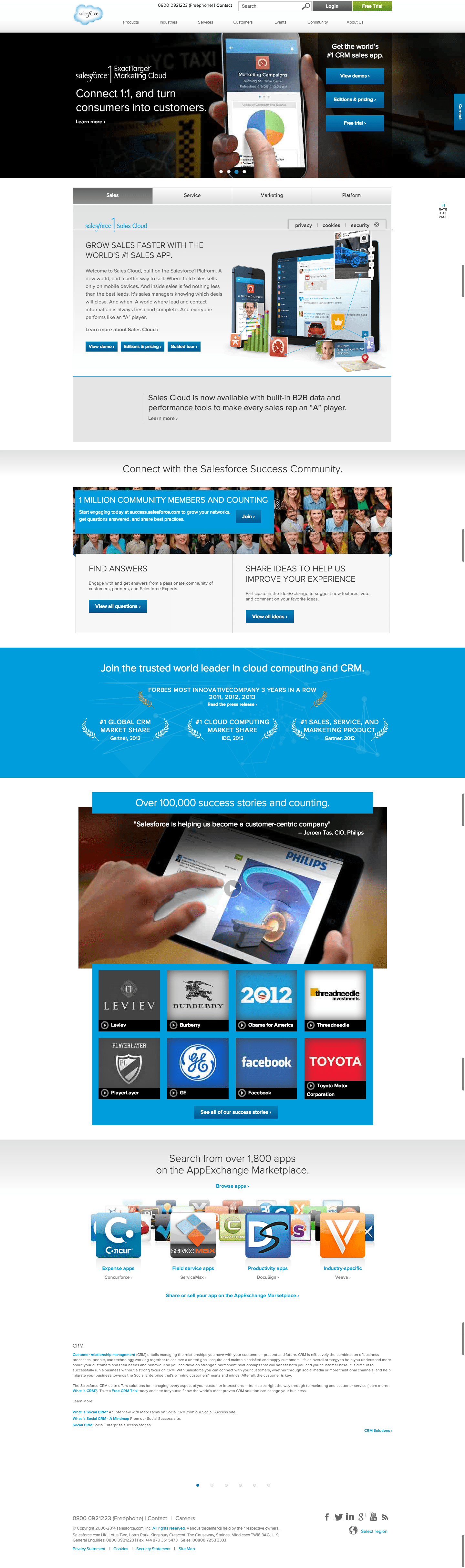 Mobile-Responsive-home-page-example