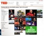 ted home page