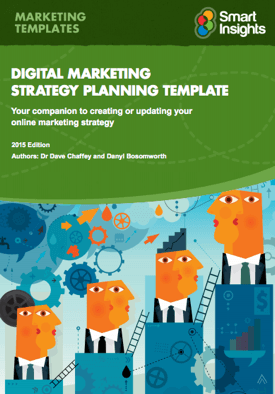 digital marketing strategy and planning toolkit smart insights