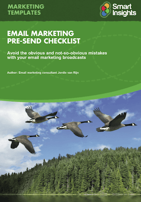 email-marketing-broadcast-checklist