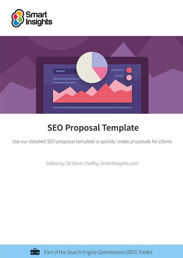 seo proposal template smart insights