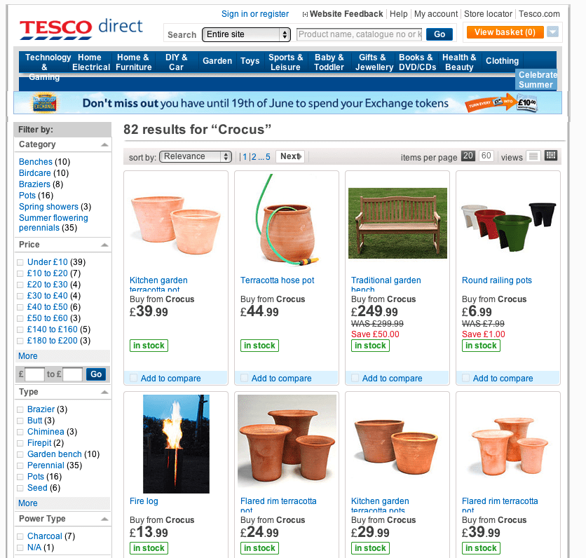 Tesco.com case study - Smart Insights Digital Marketing Advice