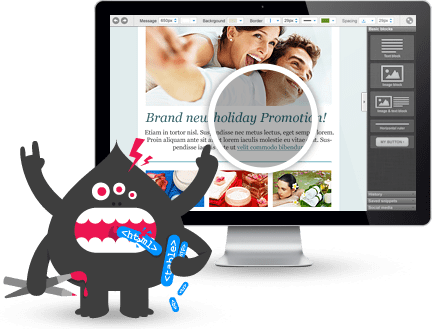 GetResponse Email Marketing Template Contest