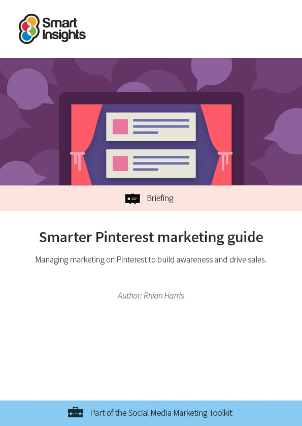 Smarter Pinterest marketing guide featured image