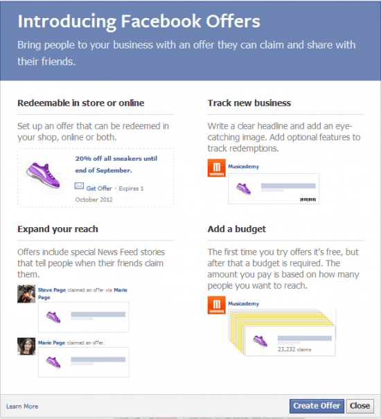 How to use facebook offers smart insights i wasnt even aware of it until i saw an ad for the new paid for service in my newsfeed this week and decided to give it a go here is what i discovered fandeluxe Gallery