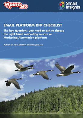 2018 Email marketing and Enewsletter systems and software reviews