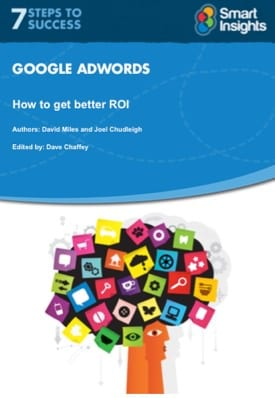 Google AdWords Best Practice 2015