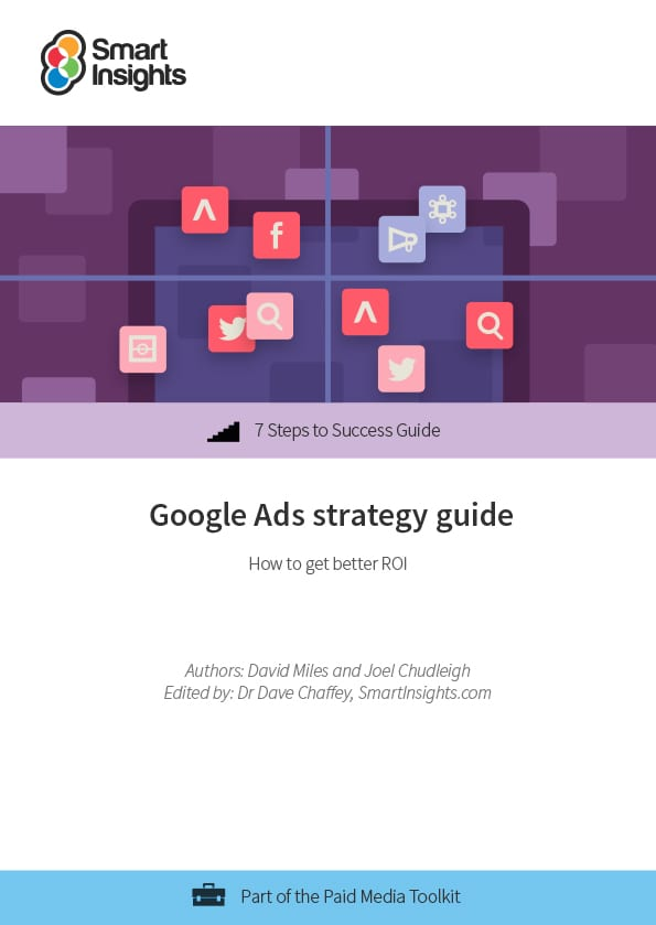 Google Ads strategy guide featured image