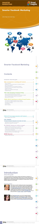 Smarter Facebook Marketing Guide
