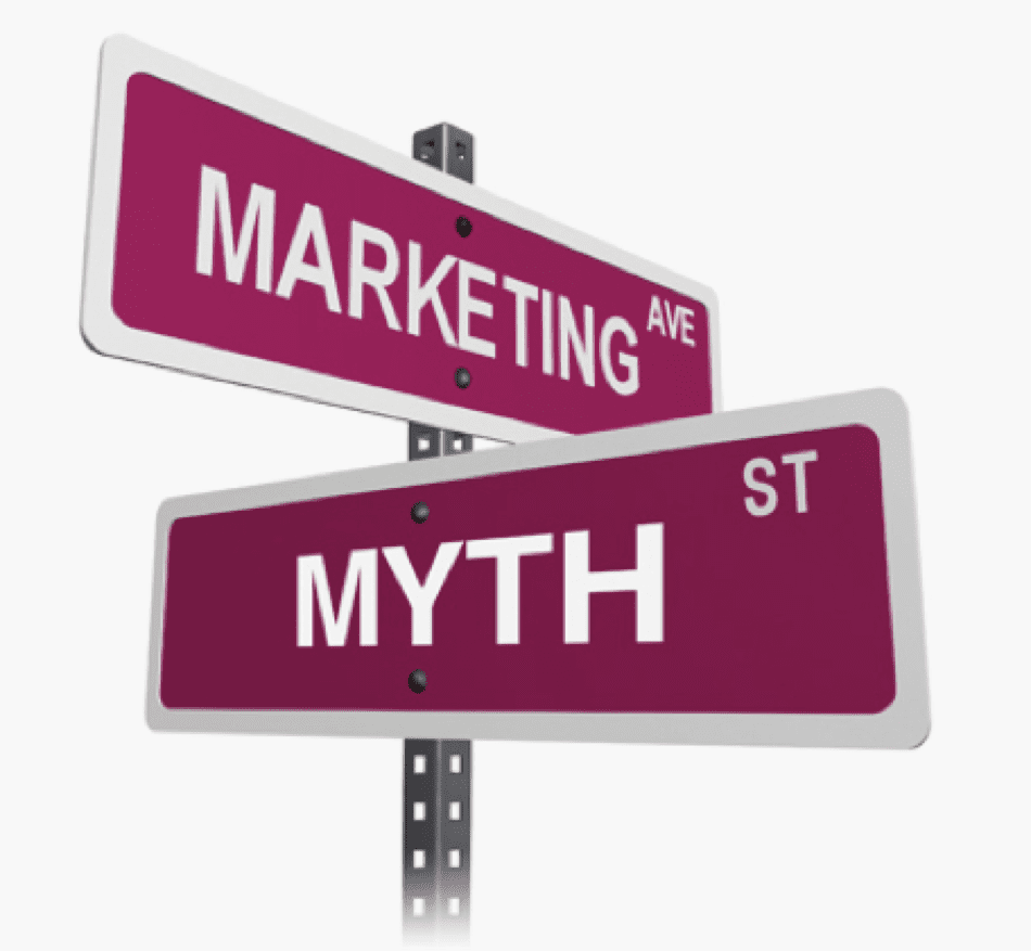 marketing myths, marketing mistakes