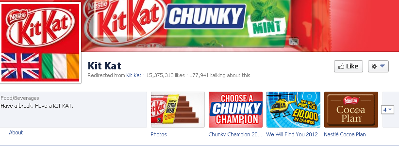 kit kat s pricing strategy The secret behind oreo's social media strategy  pricing blog resources guides  kit kat's social media marketers responded with a clever challenge to oreo.
