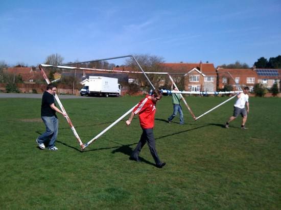 moving the goalposts
