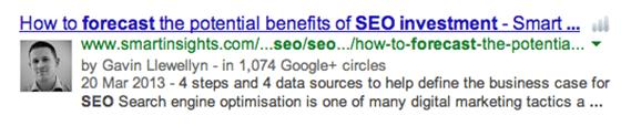 googleauthorinformation