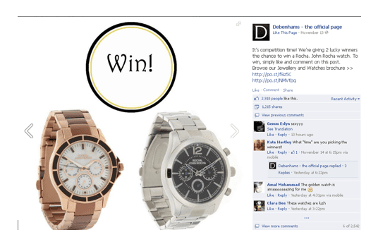 Debenhams_FACEBOOK
