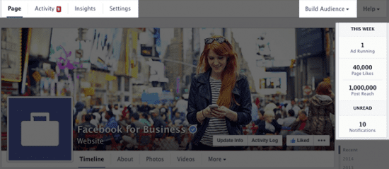 Facebookadmin