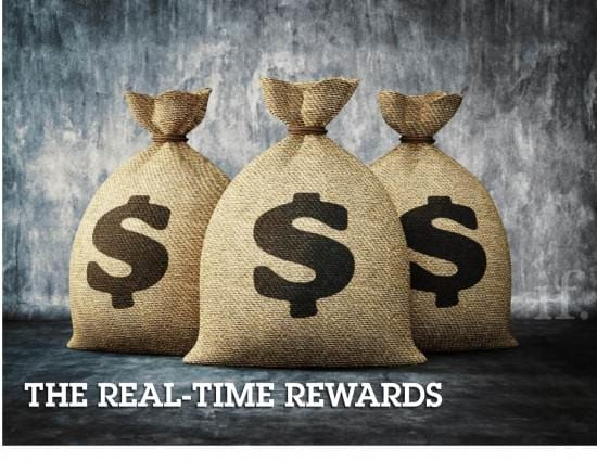 The value of real-time marketing