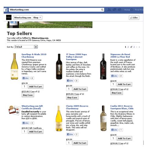 WinetastingFacebook