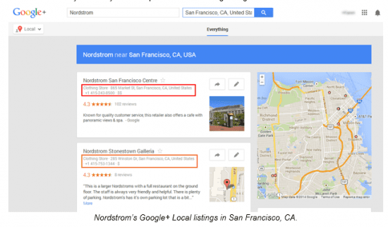 Google_Nordstroms_and_local_listings