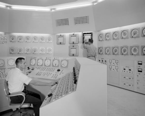 Control Room for testing