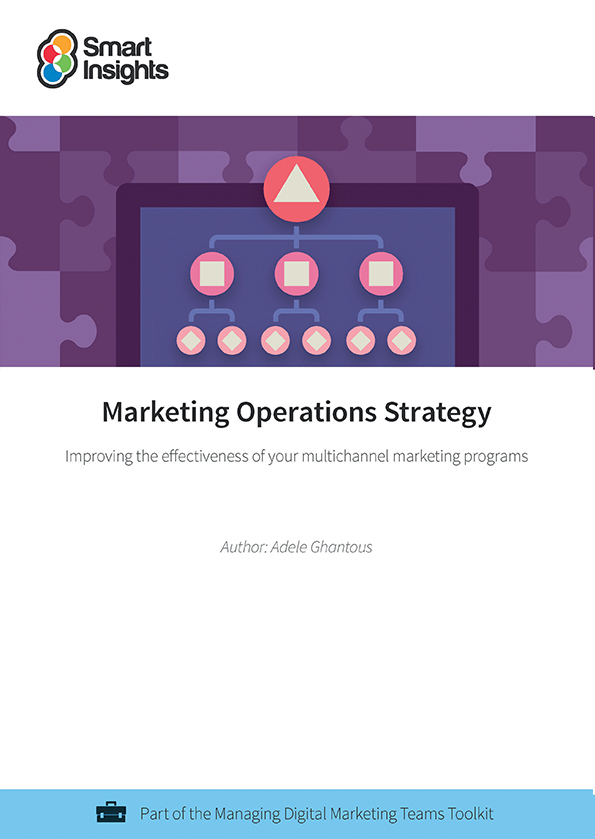 marketing and operations Sales and marketing operations (sops and mops) are two of the most in- demand skillsets at saas companies today both of these roles are centered  around.
