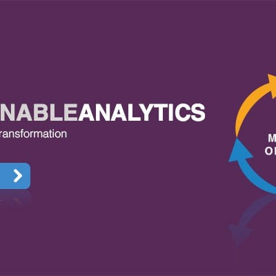 Digital Transformation Actionable Analytics
