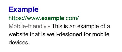 google-mobile-friendly