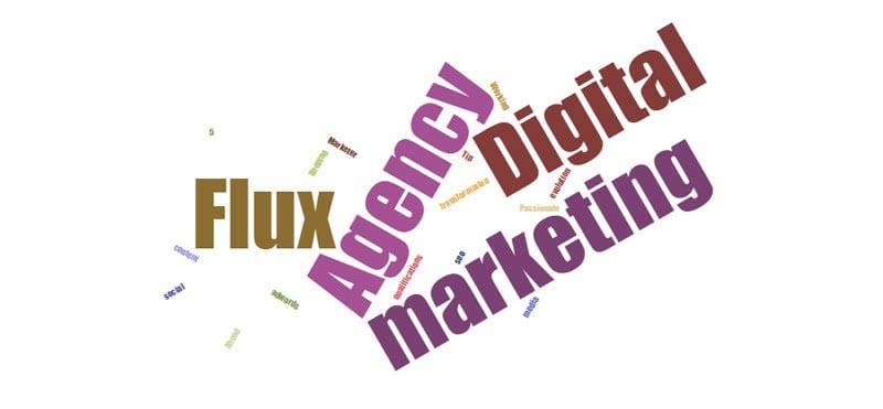 Digital marketing flux for agencies