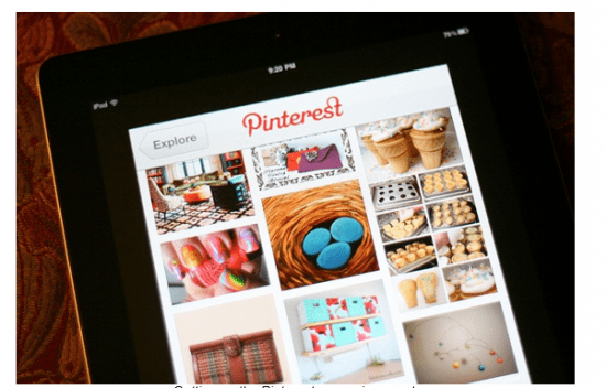 Pinterest Board Example