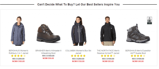 Can't decide what to buy