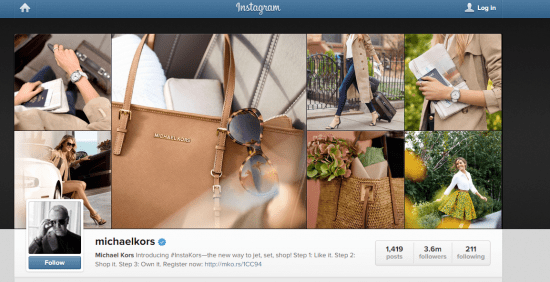 Case Study How A Luxury Fashion Brand Harnesses Instagram To Boost Revenue Smart Insights