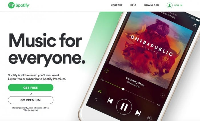 Spotify Case Study - Marketing