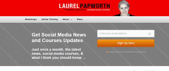 Laurelpapworth blog