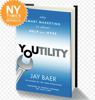 Jay baer Youtility book