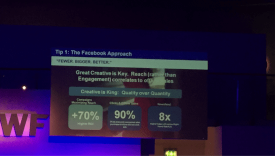 Five key social media trends for 2015 from #SMWF