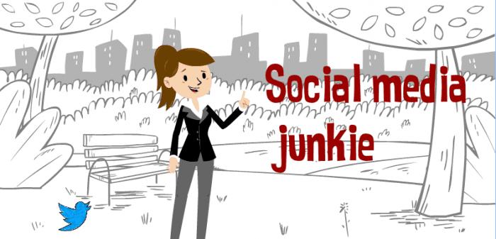 Social Media Junkie