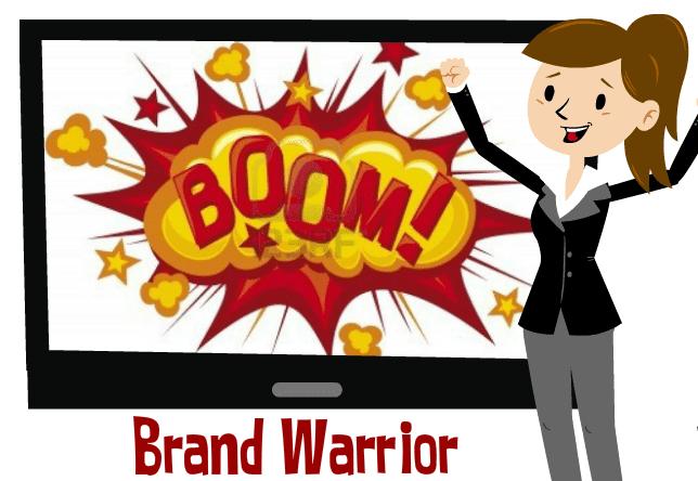 Brand warrior