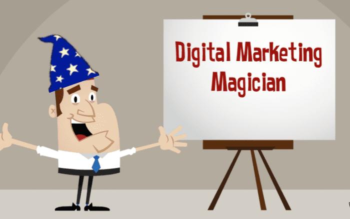 Digital Marketing Magician