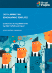 Benchmarketing template for digital marketing