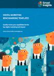 Benchmarketing template for digital marketing