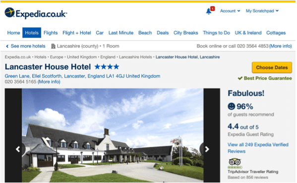 Expedia.co.uk