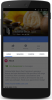 Facebook business pages mobile layout