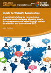 Guide to website localisation