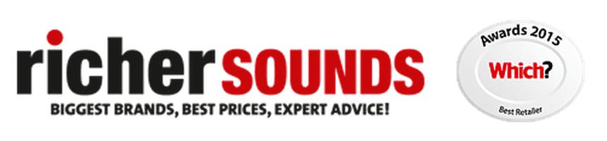Richer Sounds - Header