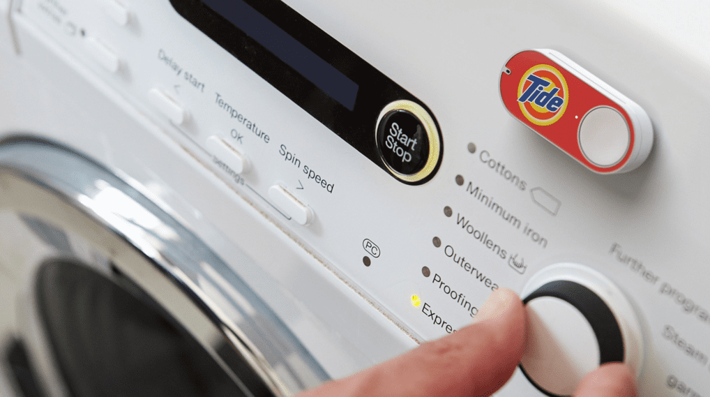 Amazon Dash Button - Tide