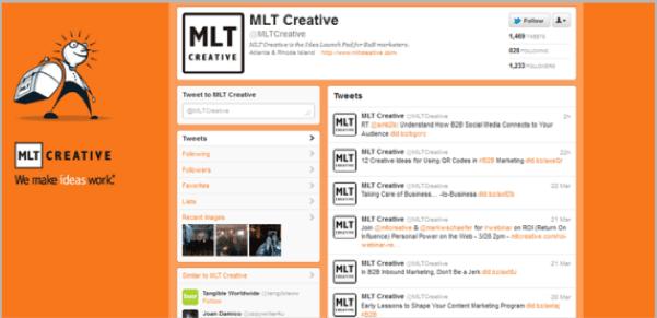 MLT creative