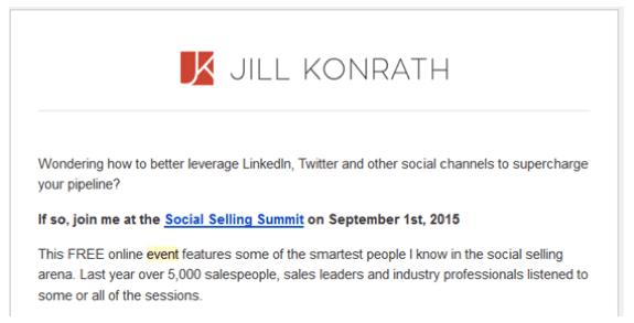 Jill Jonrath