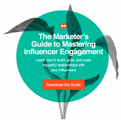 the marketers guide to mastering influencer engagement