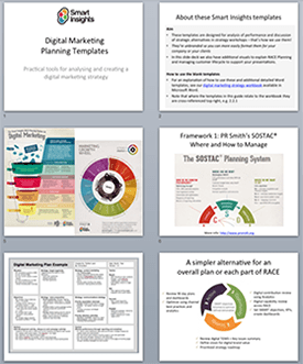 Digital Marketing Plan Template - Planned giving brochures templates